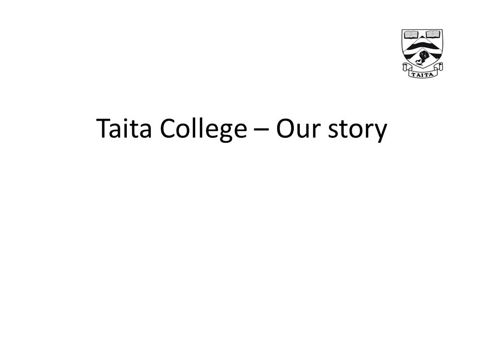 Taita College – Our story