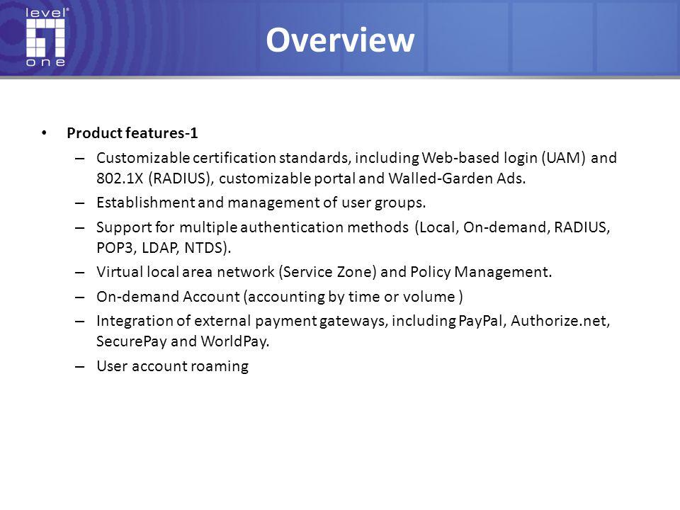 Setup and Maintenance Instruction SZ1 -Authentication Settings - 2 – Custom Pages