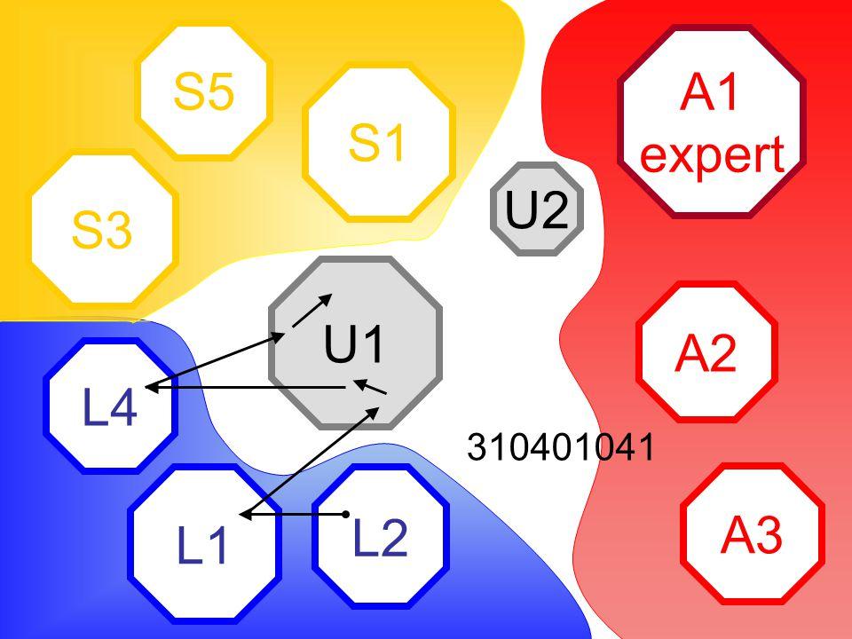 A1 expert A2 A3 L2 L1 L4 S1 S5 S3 U2 U1 310401041