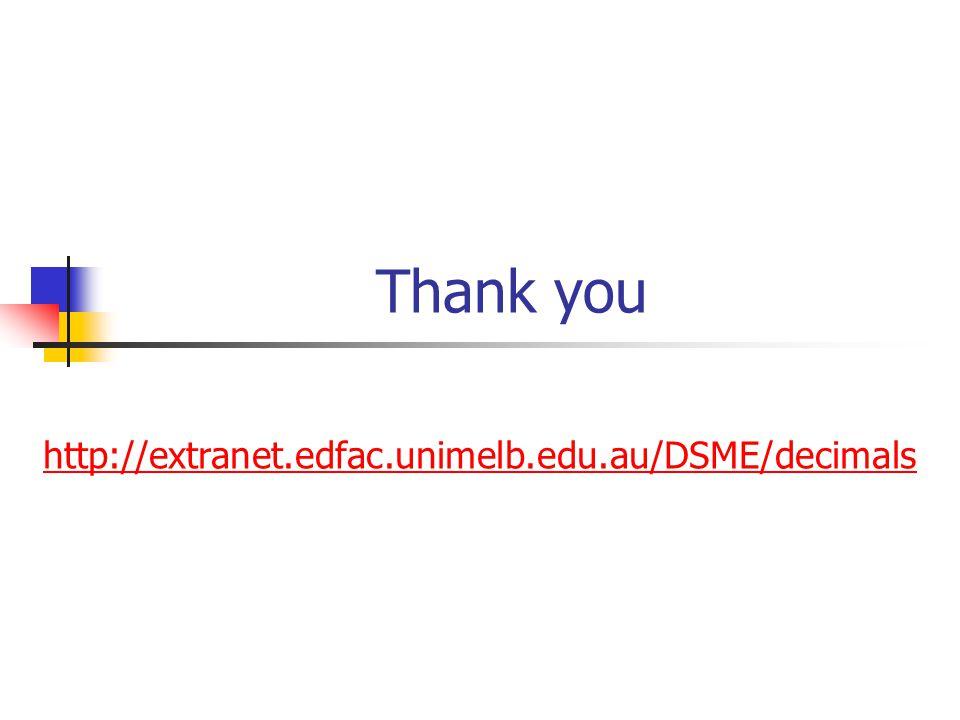 Thank you http://extranet.edfac.unimelb.edu.au/DSME/decimals