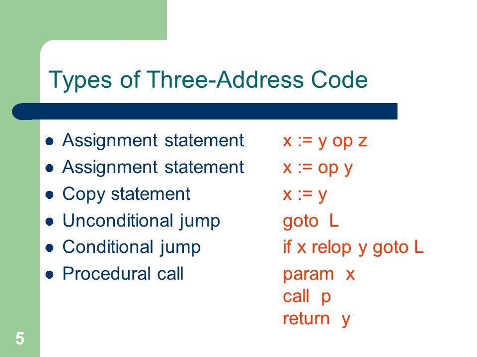 16 Array Accesses L  Elist ] { L.place := newtemp; L.offset := newtemp; emit(L.place ':=' c(Elist.array)); emit(L.offset ':=' Elist.place '*' width(Elist.array)) } L  id { L.place := id.place; L.offset := null }