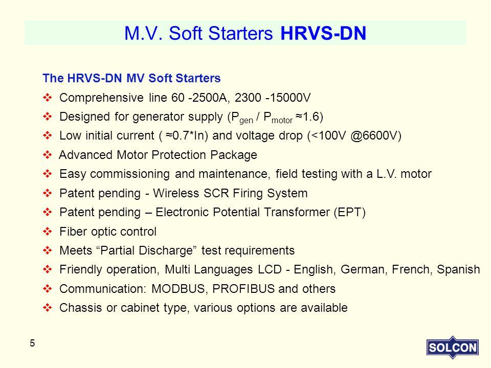 15 DOL-Direct On Line SST-Soft Starter Voltage Ramp-up Time 2-30 / 90 sec.