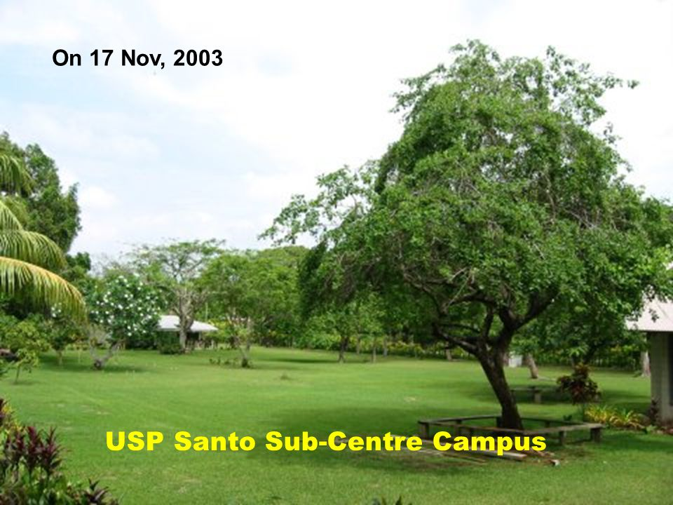 In the Campus On 20 Nov, 2003