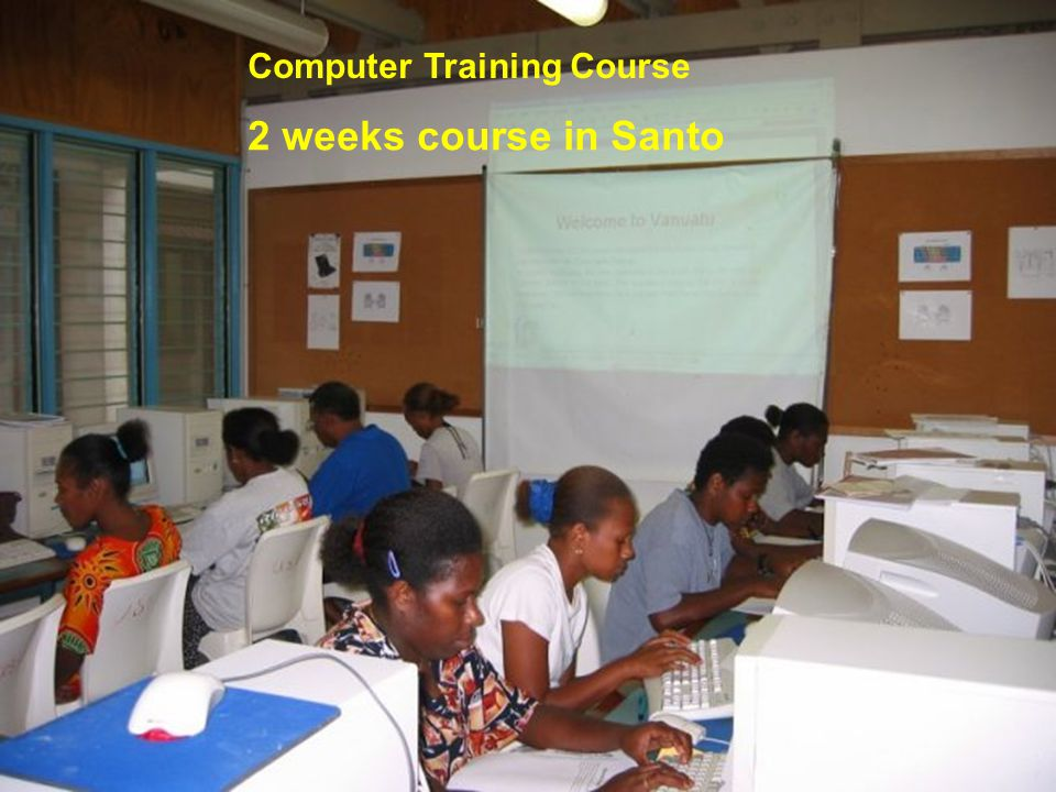 Computer Training Course Introduction, Keyboarding, Internet And Word (L1) and Excel (L1)