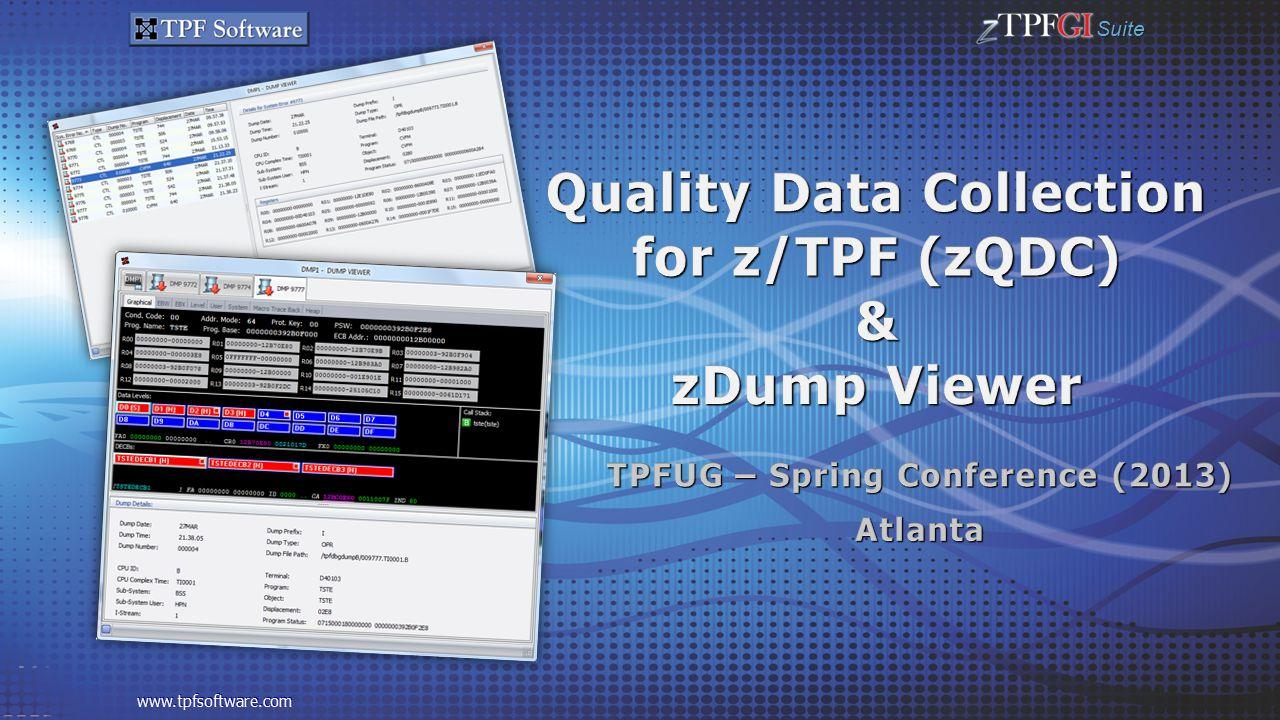 www.tpfsoftware.com Suite