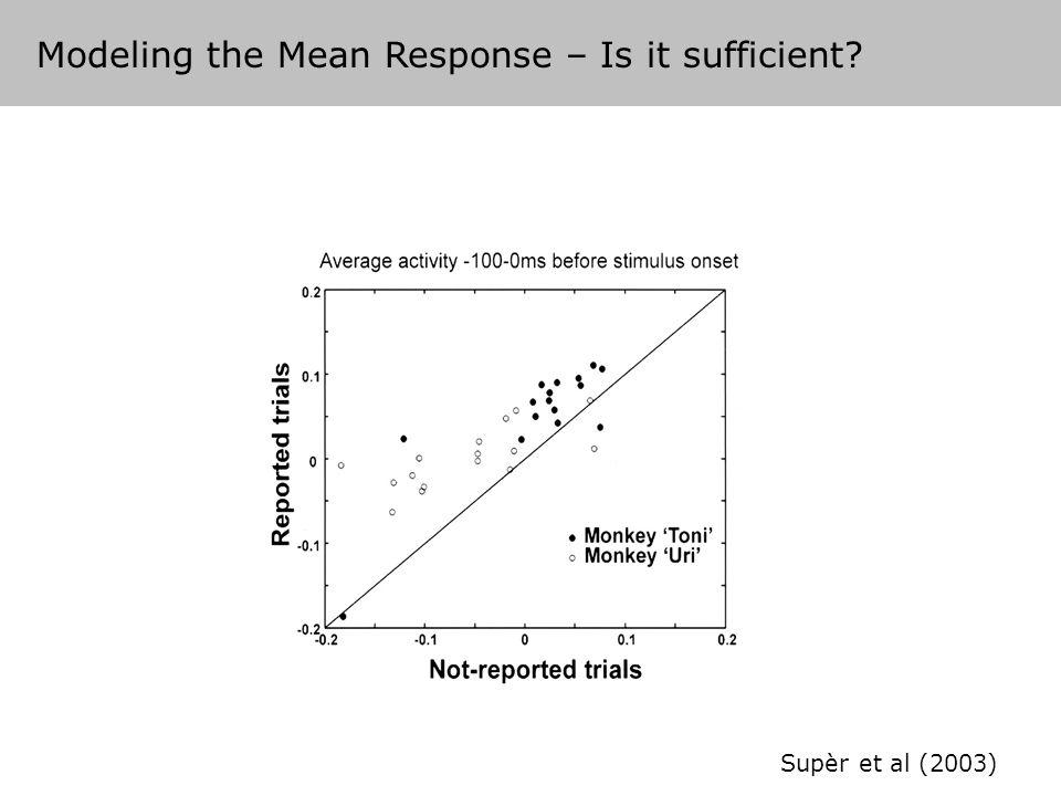 Supèr et al (2003)