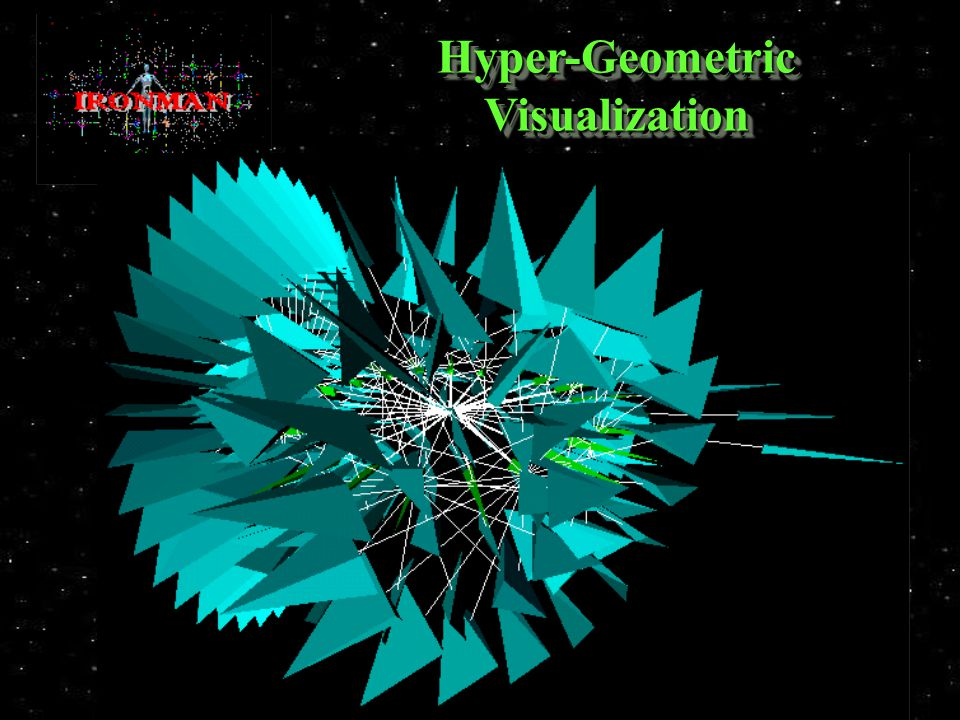 Hyper-Geometric Visualization