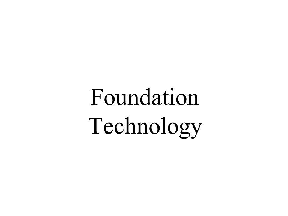 Foundation Technology