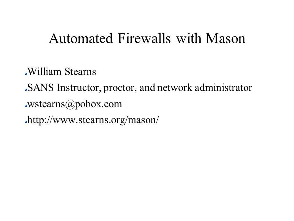 Starting firewall at boot ntsysv, tksysv, or linuxconf Manually link /etc/rc.d/init.d/firewall