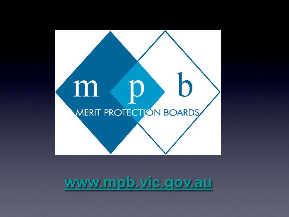 www.mpb.vic.gov.au www.mpb.vic.gov.au