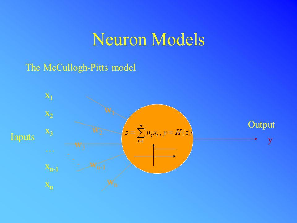 Neural Network Models V1: Orientation selective cells MeasurementModel