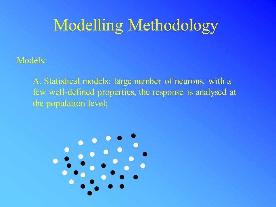 Revised View of the Neural Network Models Advantages of the Bayesian interpretation: relaxes structural restrictions; makes the models conceptually open-ended; allows easy upgrade of the model; allows relaxed analytical search for minimal complexity models on the basis of data; allows statistically sound testing;