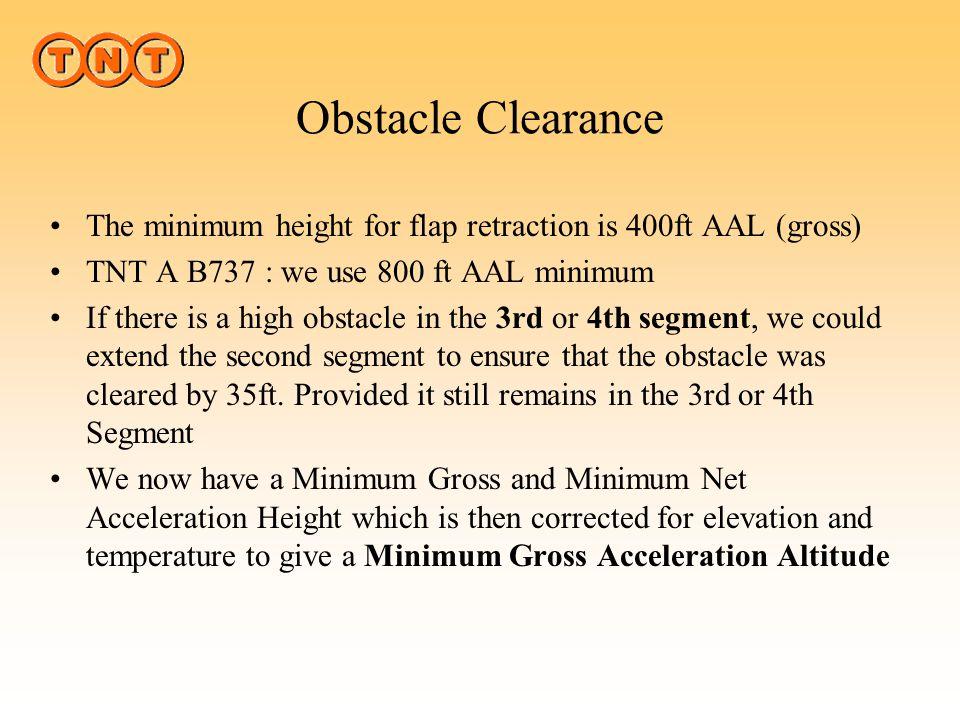 Obtacle Vs Climb 35 ft 1st Segment2nd Segment3rd Segment4th Segment Net Flight Path V2 Gross Flight Path