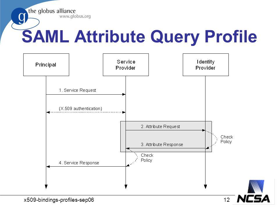x509-bindings-profiles-sep0612 SAML Attribute Query Profile
