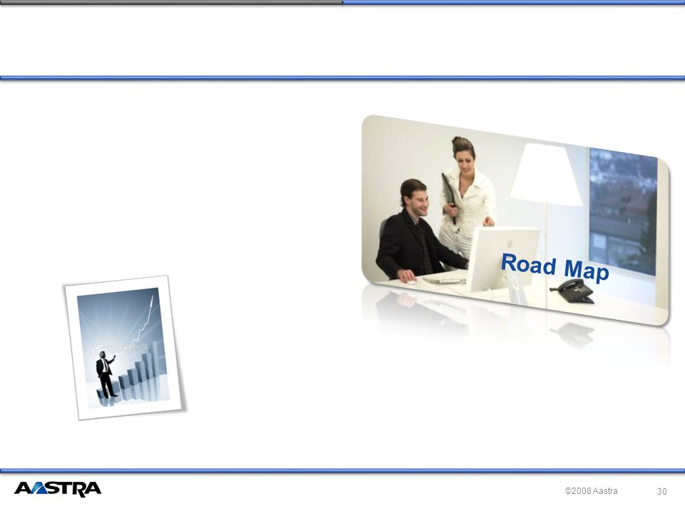 ©2008 Aastra 30 Road Map