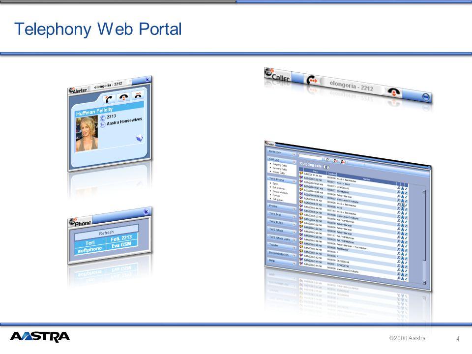 Telephony Web Portal 4