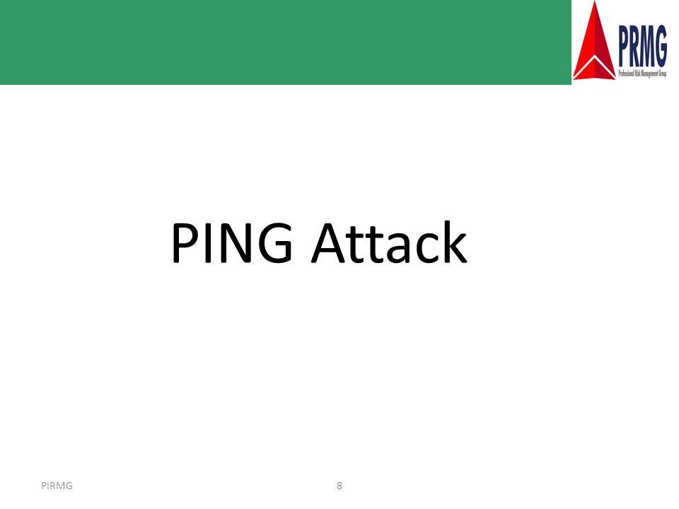 PIRMG8 PING Attack