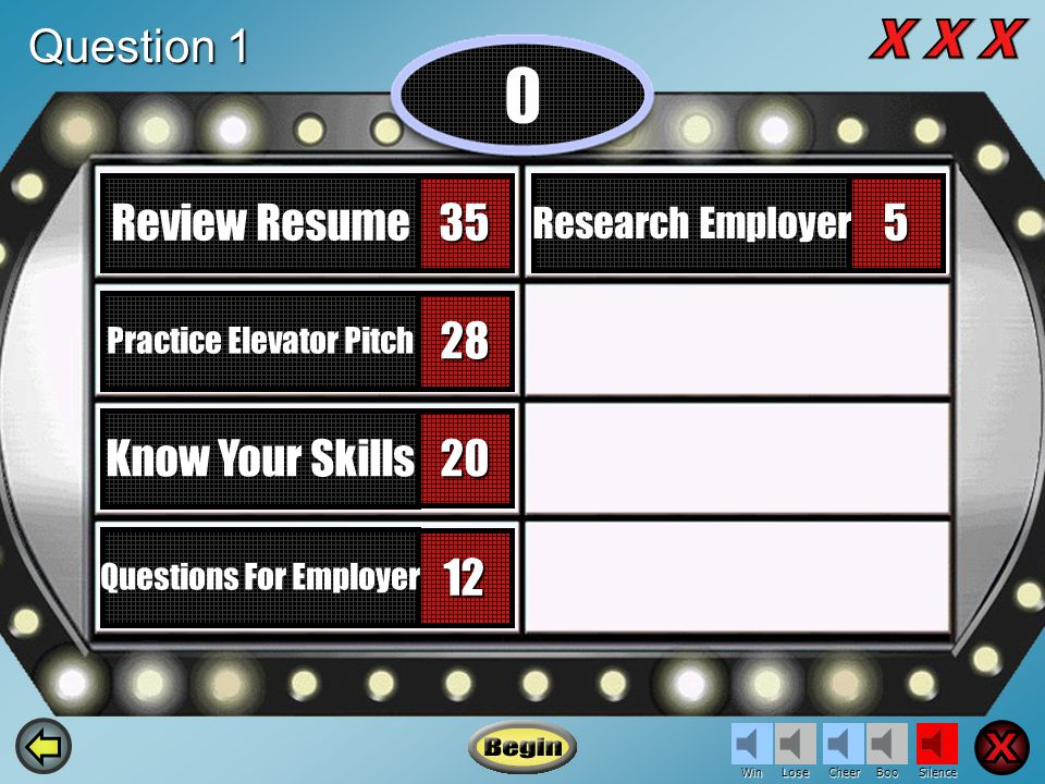 0 35 28 20 12 5555Review Resume Practice Elevator Pitch Know Your Skills Questions For Employer Research Employer How do you prepare for an interview.