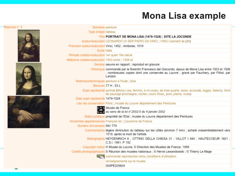 Mona Lisa example 20