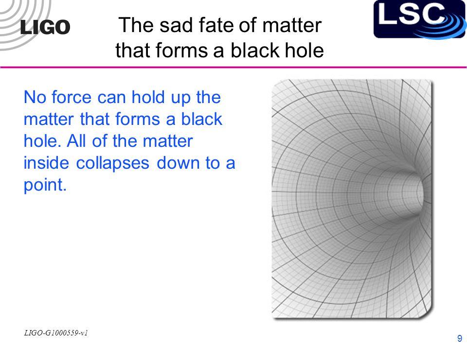 LIGO-G1000559-v1 20 LIGO Hanford