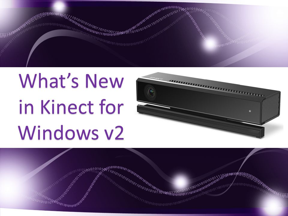 Presenter: Dwight Goins –dngoins@Hotmail.comdngoins@Hotmail.com –http://dgoins.wordpress.com Agenda –Kinect v1 Introduction and Capabilities –Kinect v2 Introduction and Capabilities –Quick Difference Chart –Demos, Demos, Demos –Potential Usage –Call To Action –Q&A