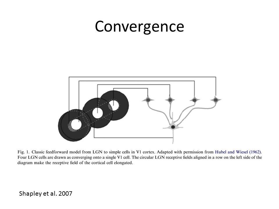 Convergence Shapley et al. 2007