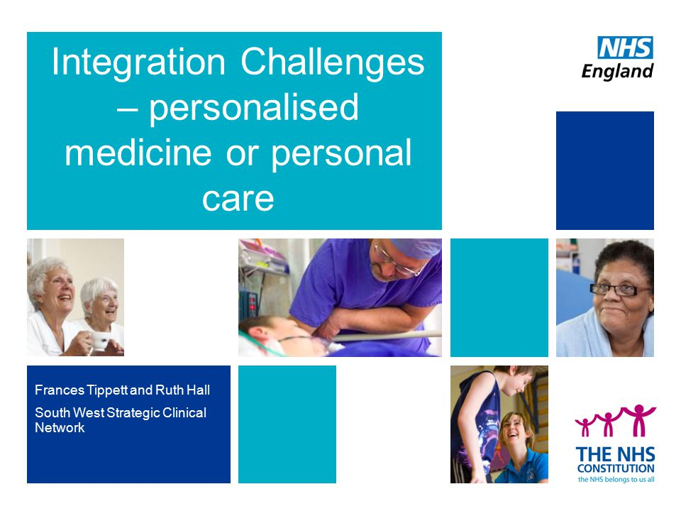 Integrated Personal Commissioning (IPC) NHS FIVE YEAR FORWARD VIEW – We will also introduce integrated personal commissioning (IPC), a new voluntary approach to blending health and social care funding for individuals with complex needs.