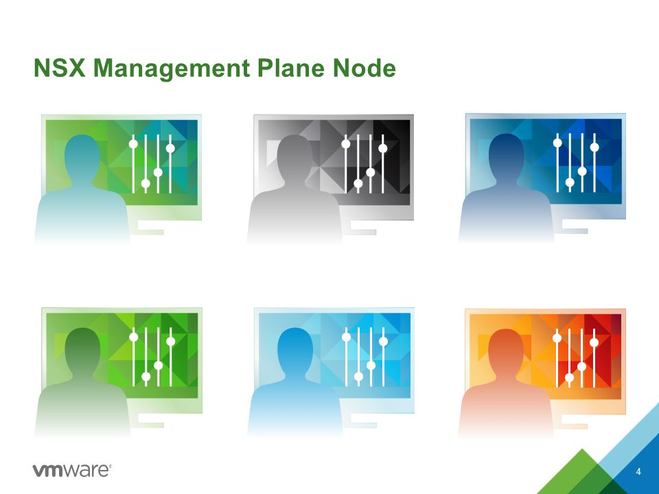 NSX Management Plane Node 4