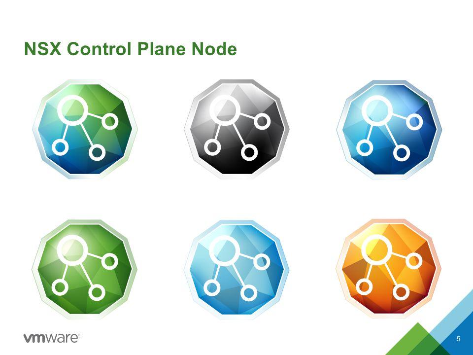 NSX Control Plane Node 5