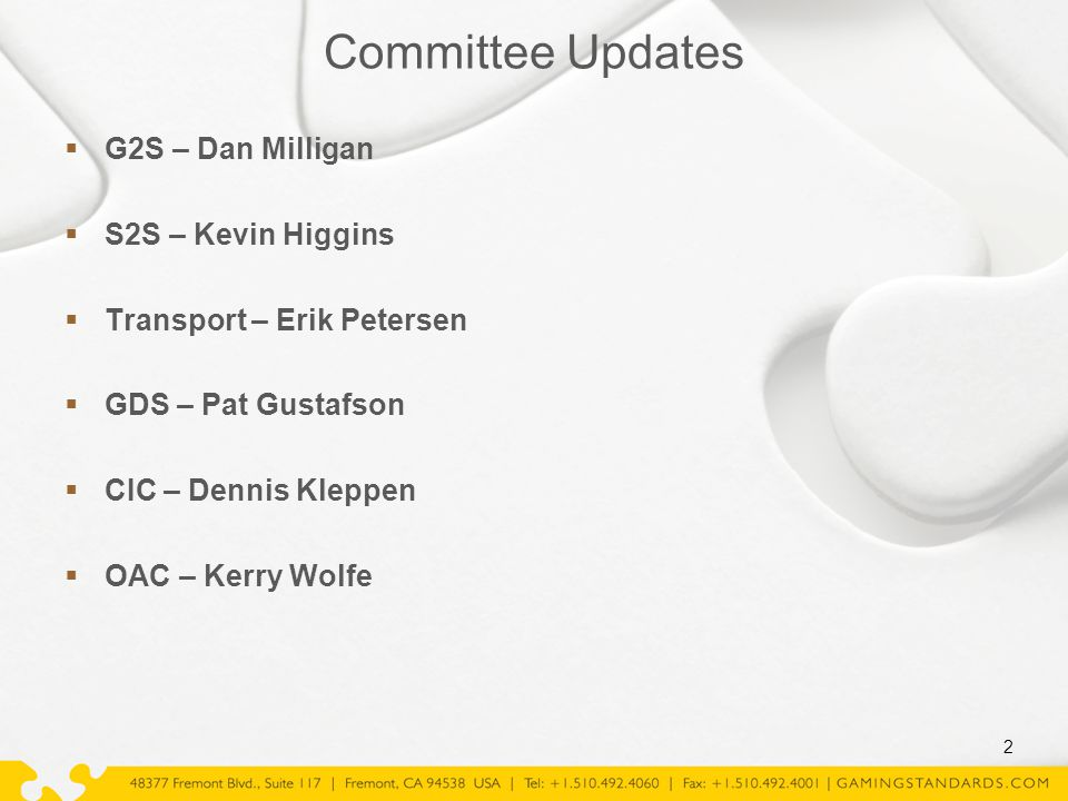 CIC COMMITTEE