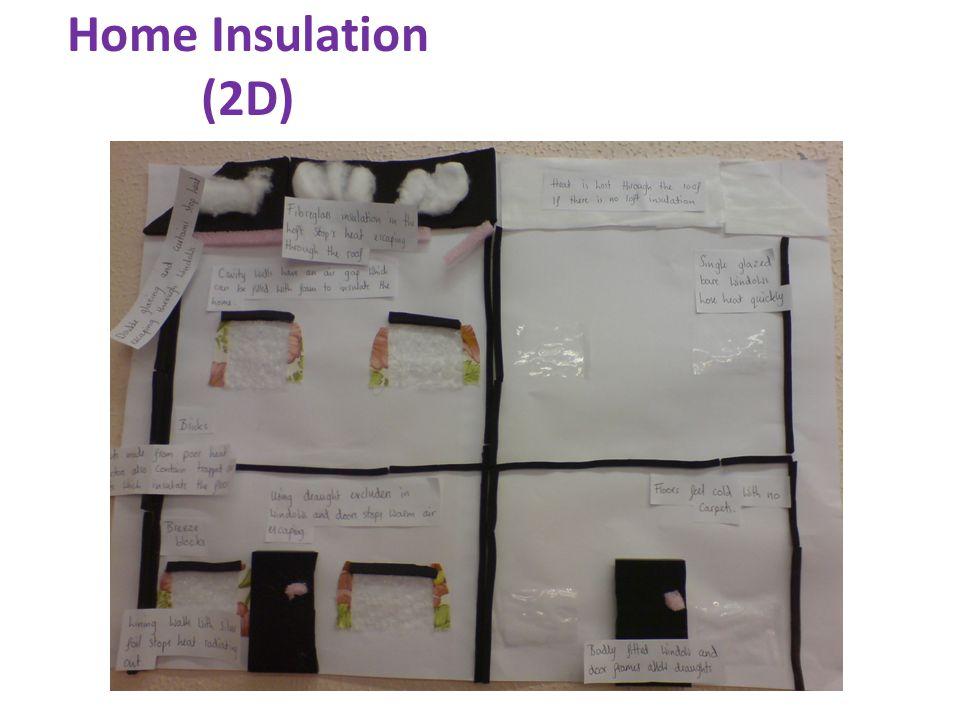 Home Insulation (2D)