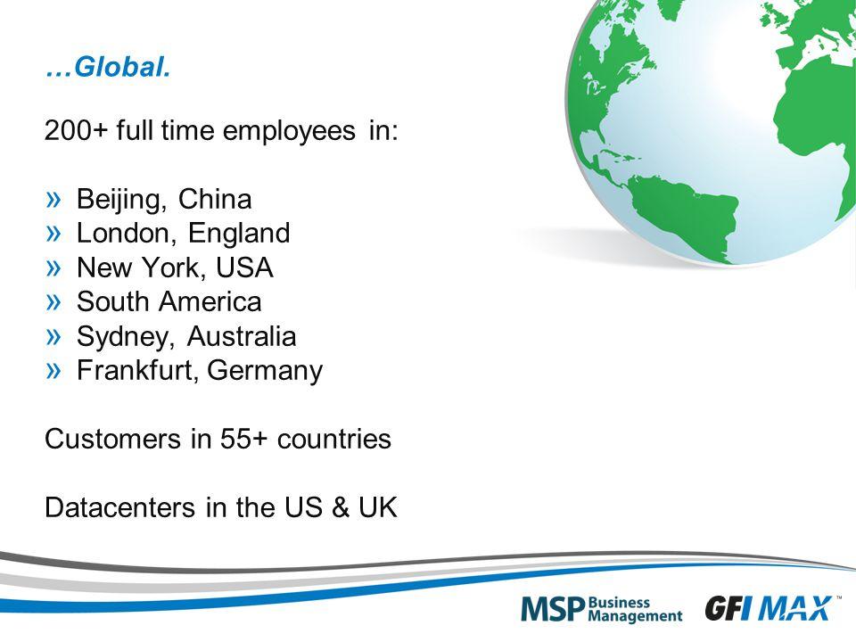 6 …Global.