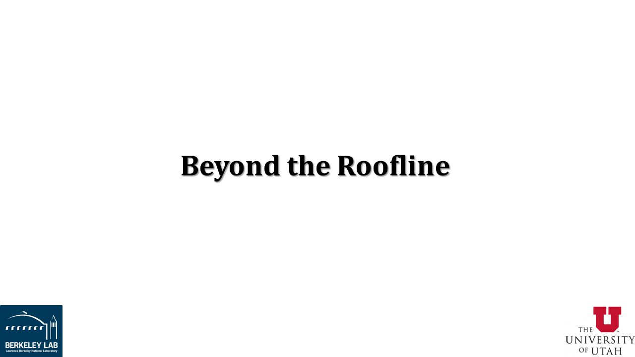 Beyond the Roofline