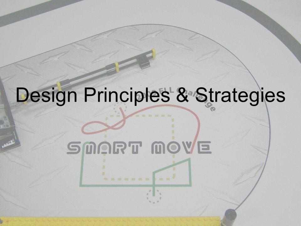 Design Principles & Strategies