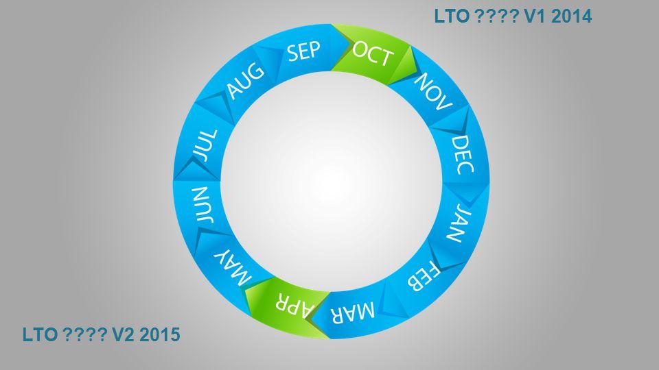 LTO ???? V2 2015 LTO ???? V1 2014