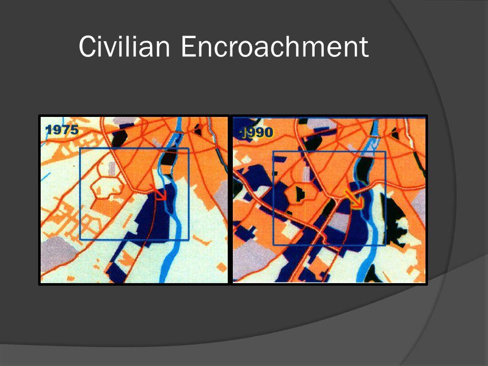 Civilian Encroachment