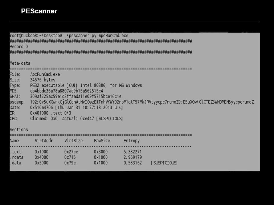 OfficeMalScanner