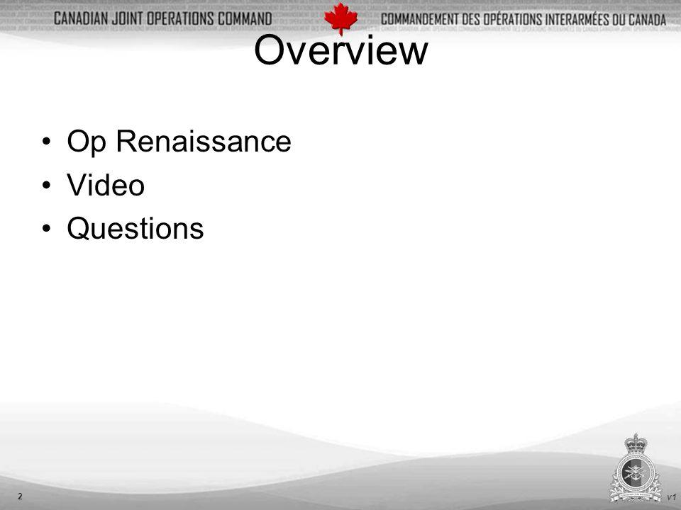 v1 3 Operation RENAISSANCE