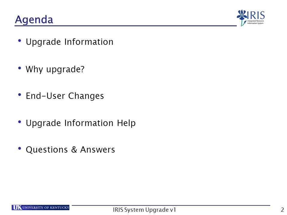 IRIS System Upgrade v113 CM/SLCM Changes– Student File Tab order more logical for student lifecycle