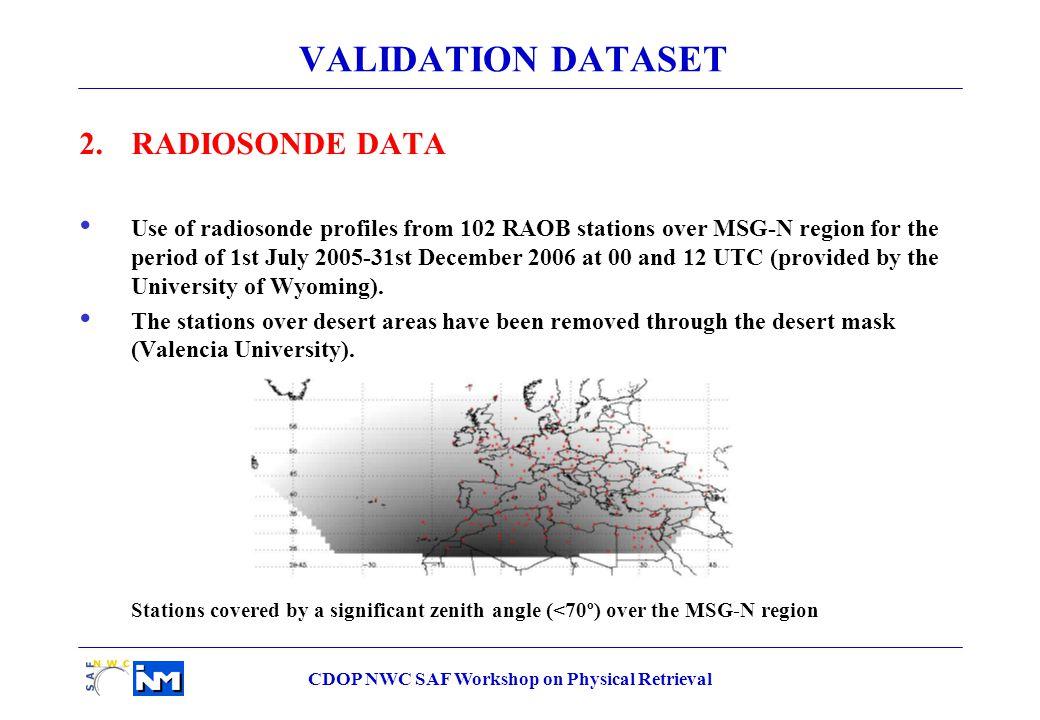CDOP NWC SAF Workshop on Physical Retrieval LPW_BL RMSE (mm) (ECMWF vs SAFNWC v1.3)(ECMWF vs SAFNWC v2.0) LPW_ML RMSE (mm) LPW_HL RMSE (mm)
