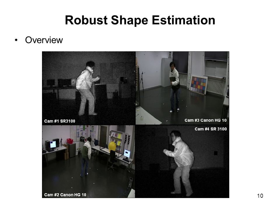 10 Overview Robust Shape Estimation