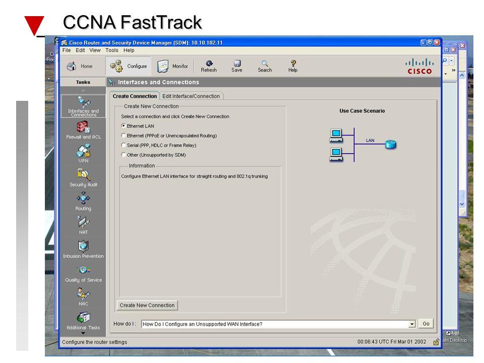 CCNA FastTrack CCNA FastTrack