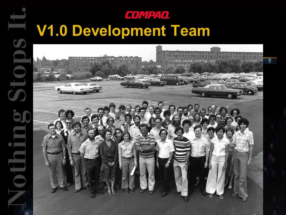 V1.0 Development Team