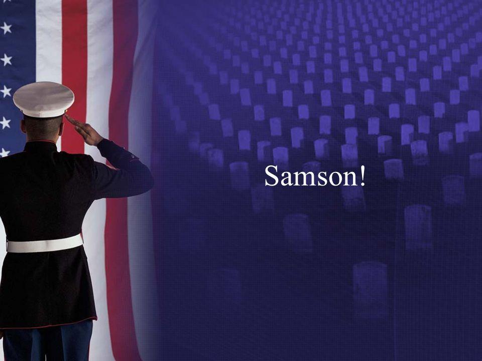 Samson!