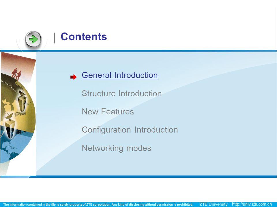 Configuration Instruction S8/8/8 Configuration Configuration Introduction