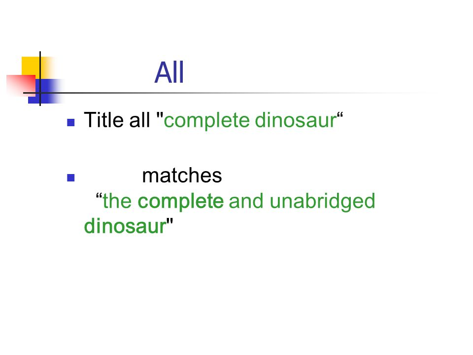 All Title all complete dinosaur matches the complete and unabridged dinosaur