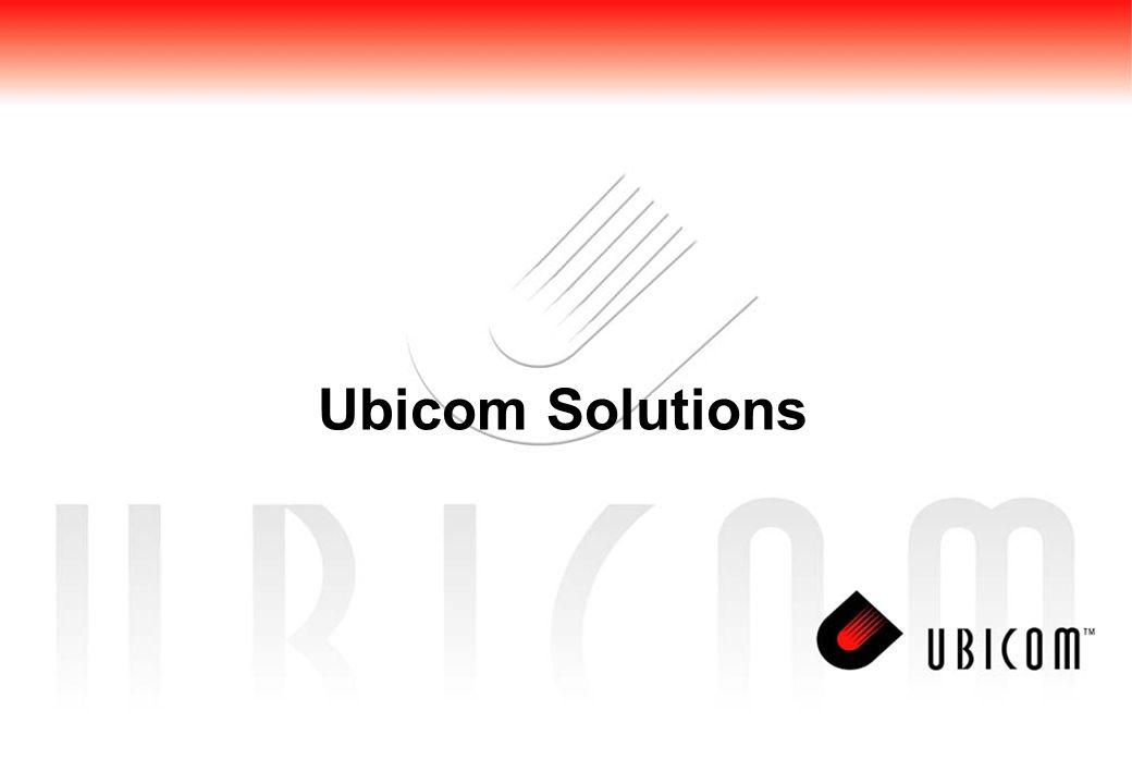 Ubicom Solutions