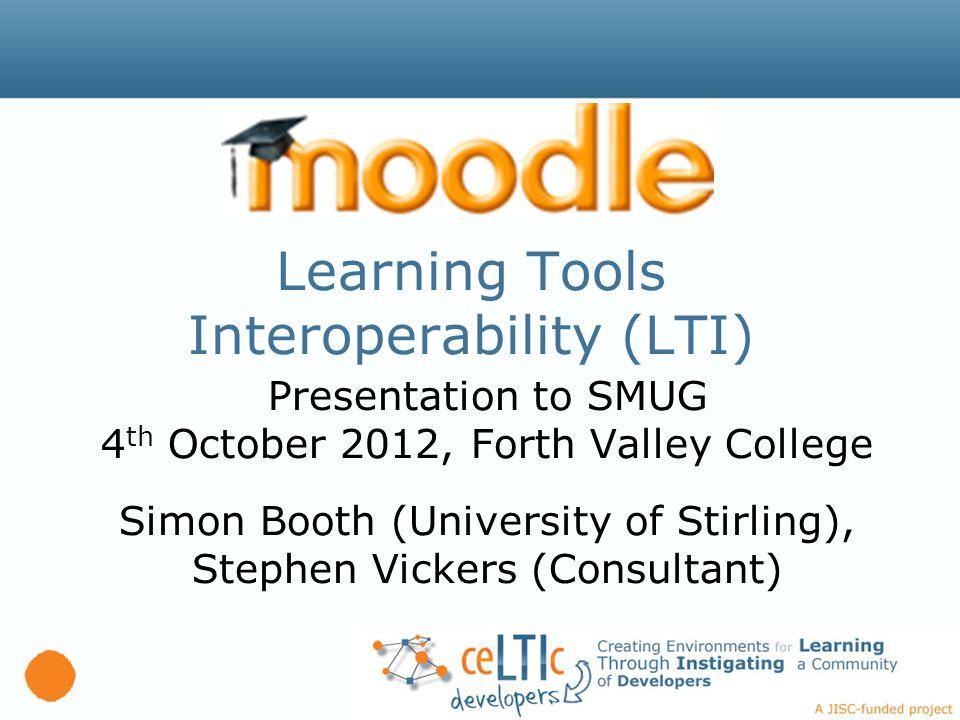 Moodle 2.2 & Wordpress Noteflight Video (uses basiclti4moodle) http://videos.noteflight.com/MoodleBasicLTI.mov http://videos.noteflight.com/MoodleBasicLTI.mov 12 Demonstration