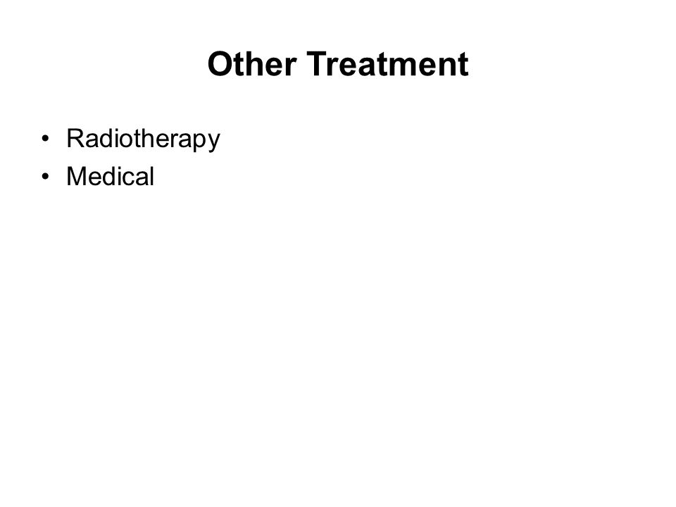 Other Treatment Radiotherapy Medical