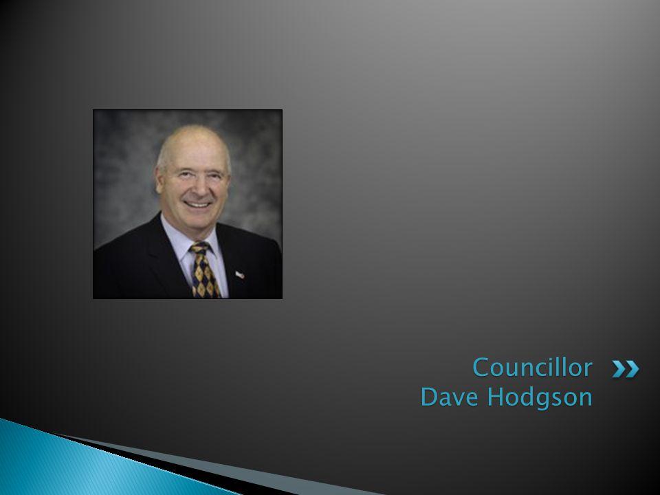 Councillor Dave Hodgson